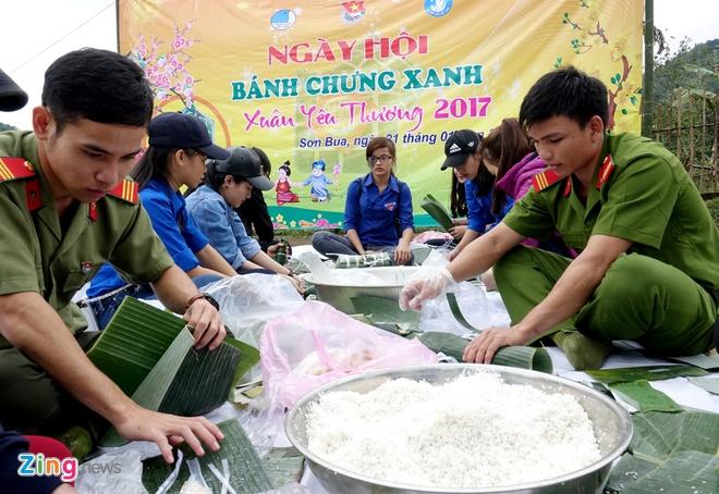 Xuan tinh nguyen Quang Ngai anh 5