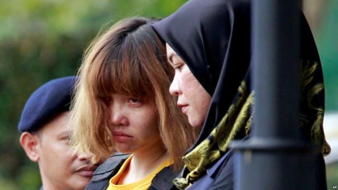 Thu tuong Malaysia cam ket xet xu Doan Thi Huong cong bang hinh anh
