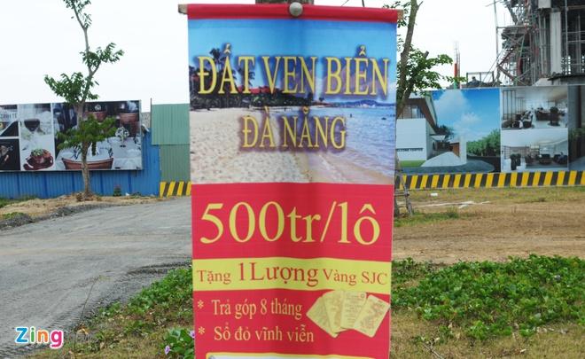 Loan gia dat quanh du an Cocobay Da Nang hinh anh 3