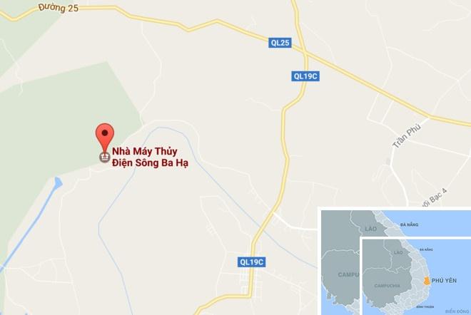 4 hoc sinh Phu Yen chet duoi: Thuy dien xa nuoc bat ngo den 360 m3/s hinh anh 4