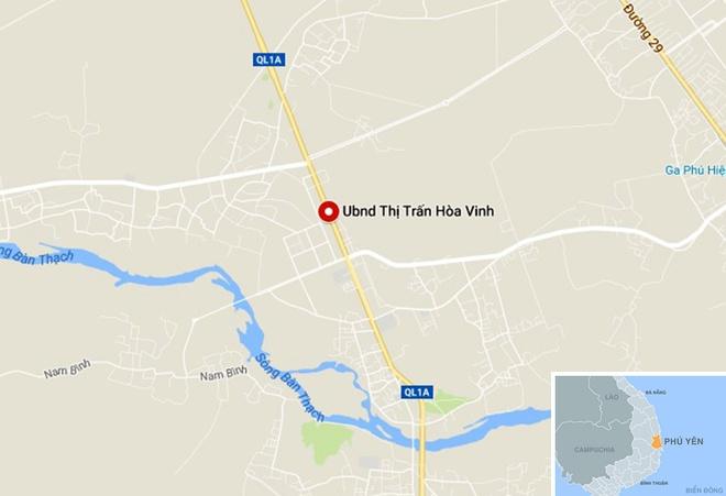 Bat 3 nghi pham cuop 3 ty cung vang o Phu Yen hinh anh 2