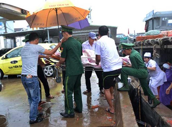 San phu Ly Son vuot song lon vao dat lien vuot can hinh anh 1