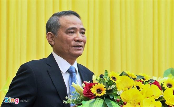 Ong Truong Quang Nghia: 'Da Nang da nuoi duong toi truong thanh' hinh anh 1