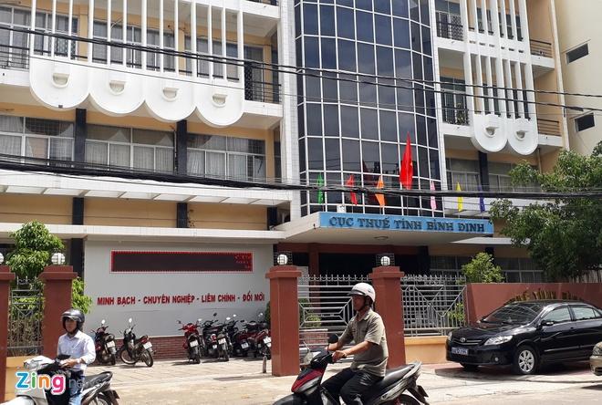 Chu tich tinh Binh Dinh anh 1