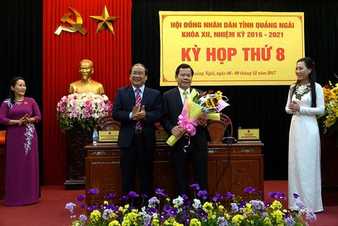 Quang Ngai thay doi nhieu nhan su hinh anh 2