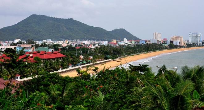 Resort 4 sao Binh Dinh anh 1