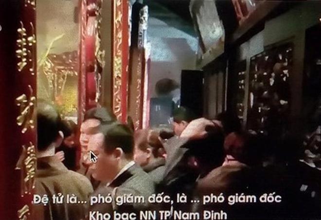 Dinh chi pho giam doc kho bac di le gio hanh chinh hinh anh 1