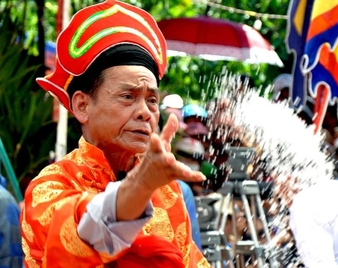 Khao le the linh Hoang Sa anh 2