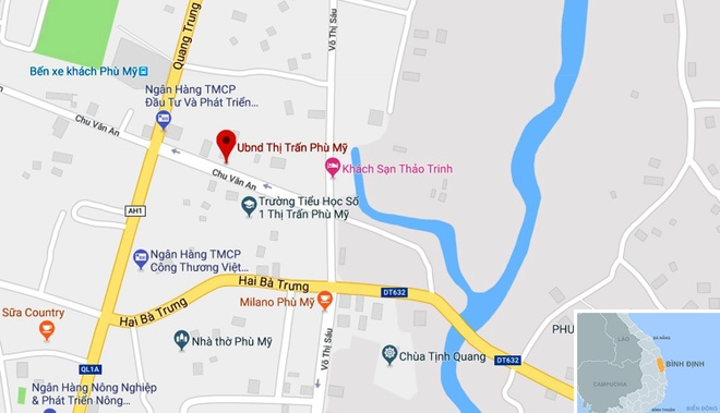 Khoi to can bo dia chinh anh 1