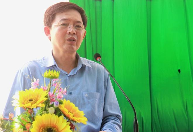 Chủ tịch Bình Định: 'Đau xót khi dân phản đối dự án điện mặt trời'