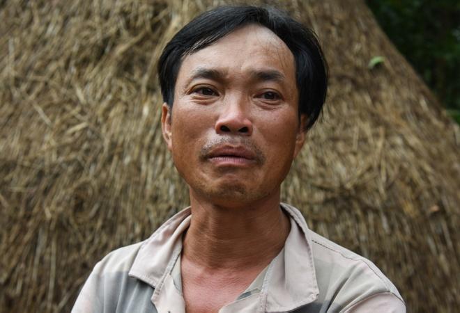 Nguoi dan ke ve 'Luc Van Tien' vung lu Quang Nam hinh anh