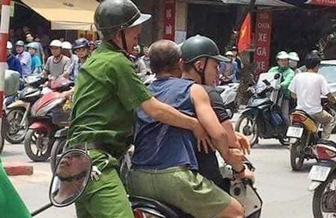 Say xin tan cong canh sat anh 1