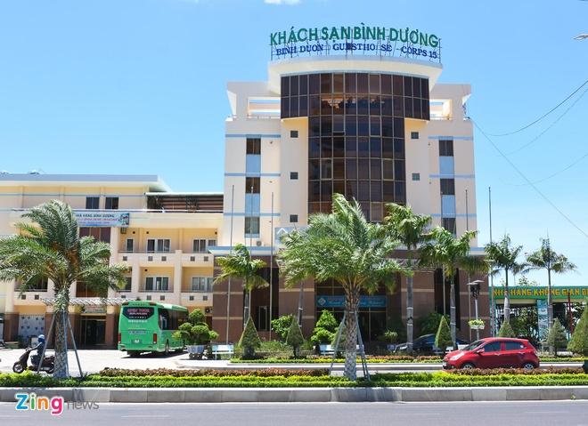 Bình Định hỗ trợ 32 tỷ đồng để di dời khách sạn chắn biển Quy Nhơn