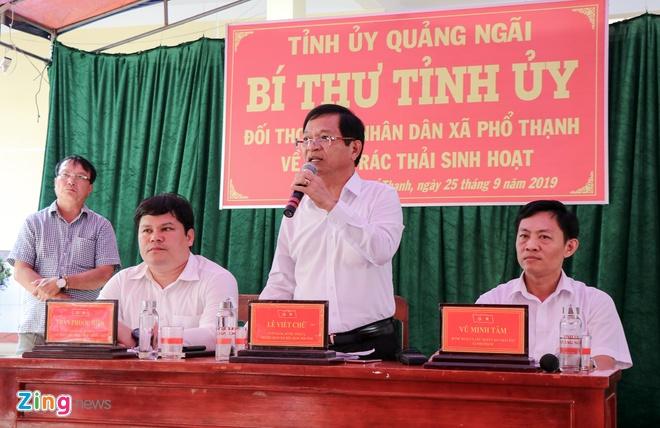 Bi thu Quang Ngai xin loi anh 1