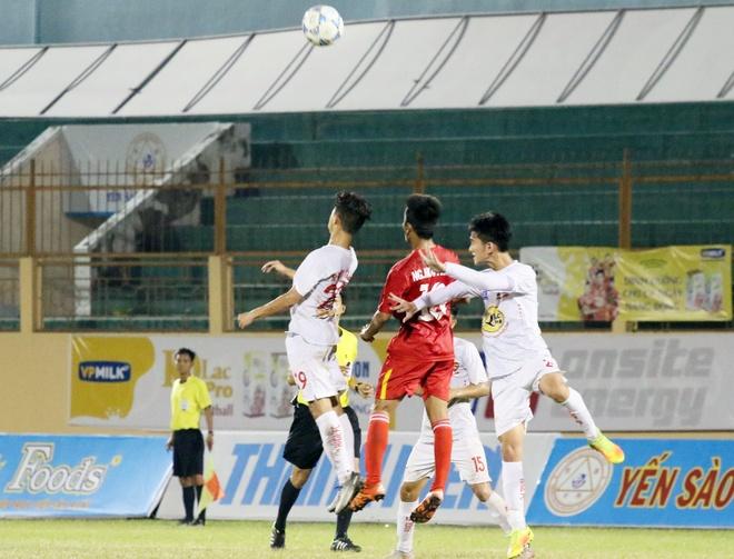 U19 HAGL co loi the phat trien hon so voi lua Cong Phuong,  Van Toan anh 2