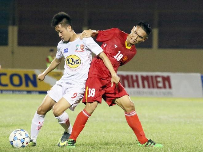 U19 HAGL va ap luc lam dan em Cong Phuong hinh anh 1