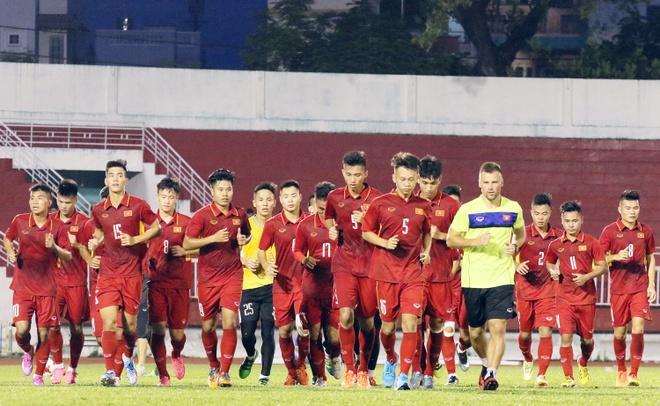 Nhung van de cua U20 Viet Nam truoc U20 Argentina hinh anh