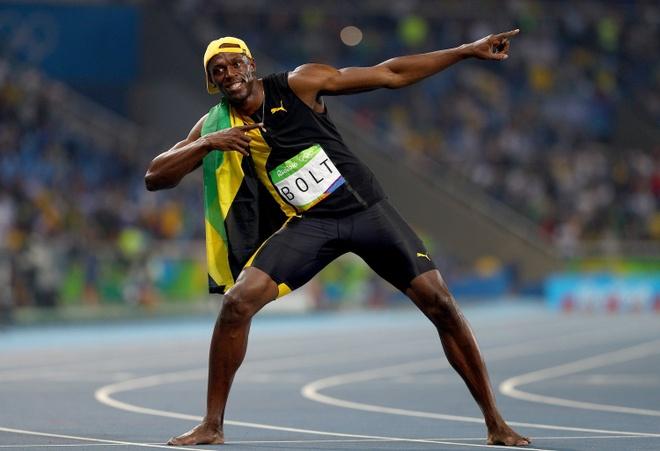 VDV Viet Nam thi tai o giai dau cuoi cung cua Usain Bolt hinh anh