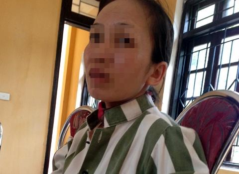 Qua khu buon cua kieu nu nem con chong xuong song hinh anh 1 Vũ Thị Duyên Quỳnh.