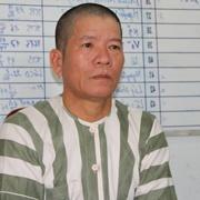 Cho tien de 'quan he' voi be gai 12 tuoi nhieu lan hinh anh 1 Nghi can hiếp dâm bé 12 tuổi đang bị công an bắt giữ.