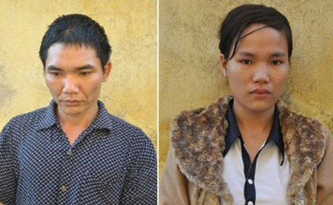 Thue nha nghi quan he, quay clip 'nong' tong tien hinh anh 3 Hồ Văn Sáu và Nguyễn Thị Ánh.