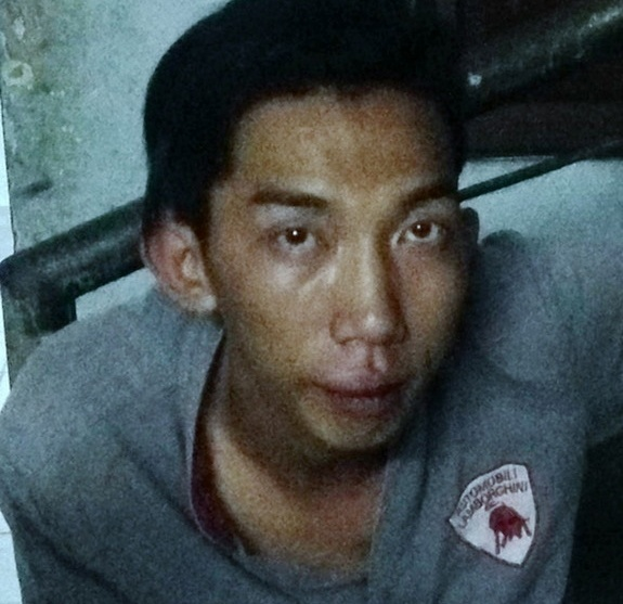 Canh sat no 4 phat sung bat ten cuop giua Sai Gon hinh anh