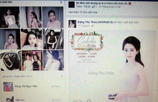 Ke mao danh quan ly Hoa hau Thu Thao lua dao the nao? hinh anh 2