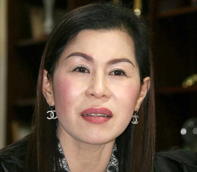 Bo cong an Trung Quoc dieu tra vu ba Ha Linh hinh anh 1 Bà Hà Thúy Linh, giám đốc Công ty trà oolong Hà Linh - Ảnh: Võ Trang