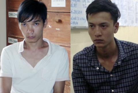 Cuoc song o trai giam cua bi can giet 6 nguoi o Binh Phuoc hinh anh 2 Chân dung Vũ Văn Tiến (bên trái) và Nguyễn Hải Dương (bên phải).
