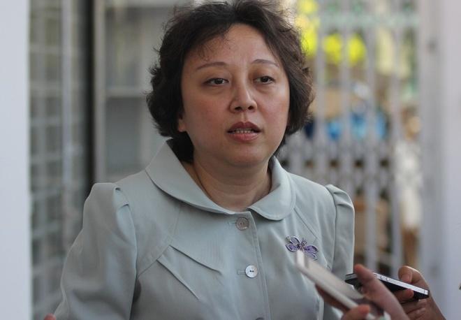 So Y te TP HCM xin loi nguoi dan xep hang cho tiem vac xin hinh anh 1 Phó giám đốc Sở Y tế TP HCM thừa nhận ngành y tế gây phiền hà cho dân. Ảnh: Khánh Trung.