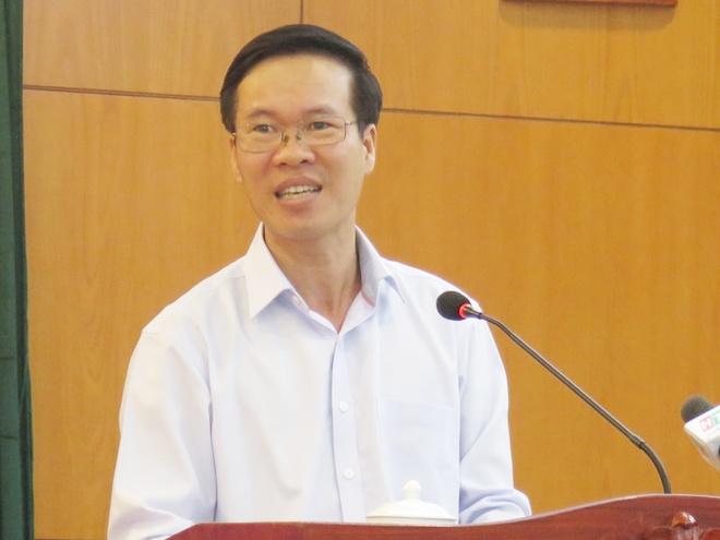 Ong Vo Van Thuong: Can bo ngai tiep dan vi nang luc yeu hinh anh 1