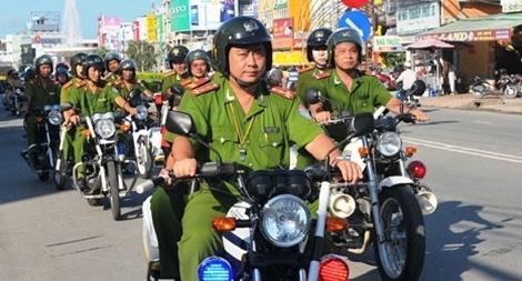 Bao dam ANTT Tet Nguyen dan va Le hoi Xuan 2016 hinh anh