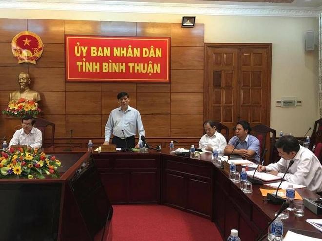 Bo Y te lam viec tai Binh Thuan ve phong dich virus Zika hinh anh 1