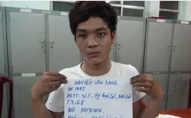 Bat bang cuop chuyen hoat dong tren cau Phu My hinh anh 2