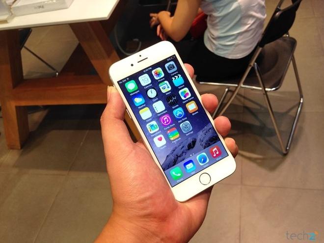 Camera an ninh ghi canh khach Tay trom iPhone 6 hinh anh
