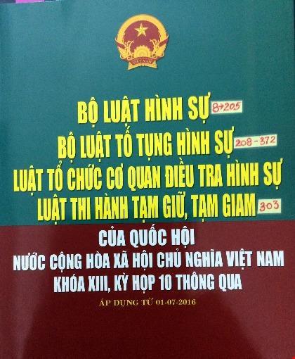 3 loi nghiem trong cua Bo luat Hinh su 2015 hinh anh 2