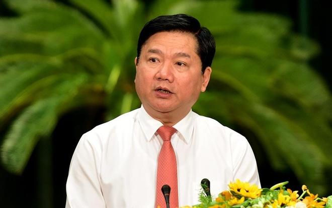 Bi thu Dinh La Thang: Chat luong phuc vu dan con han che hinh anh