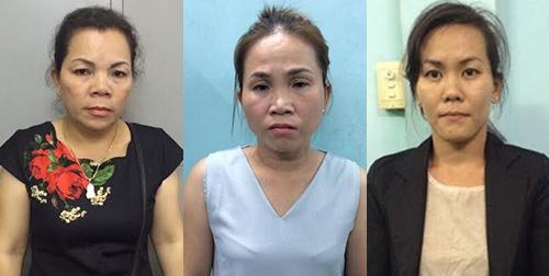 Bang moc tui o duong hoa Nguyen Hue sa luoi hinh anh 1