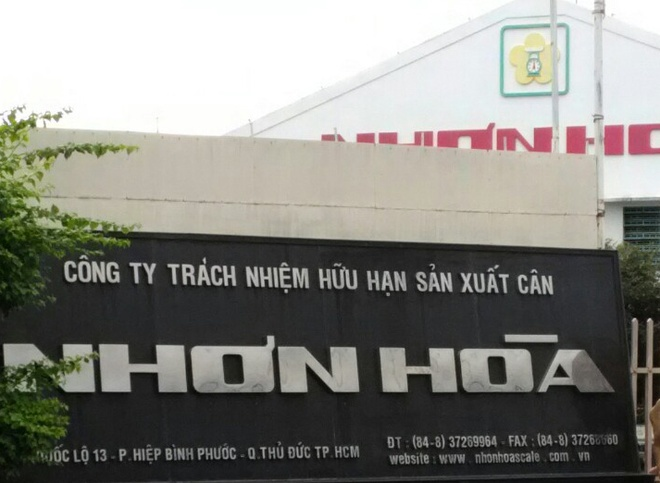 Cong ty san xuat can o Sai Gon bao bi trom 8,5 ty hinh anh 1