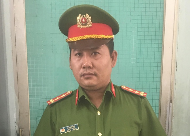 Gia canh sat lua ban xe thanh ly chiem doat hon 1 ty hinh anh 1