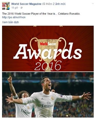 Ronaldo don tin vui truoc them sieu kinh dien hinh anh 1