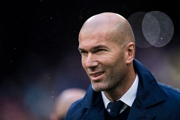 Zidane san bang ky luc cua Mourinho anh 1