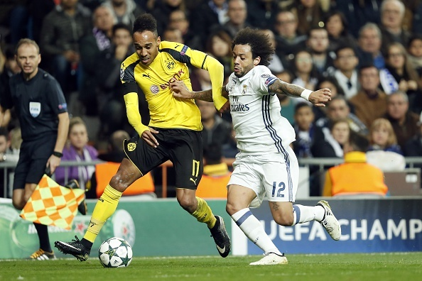 Dortmund so do ky luc cua Real,  Barca va MU tai Champions League anh 1