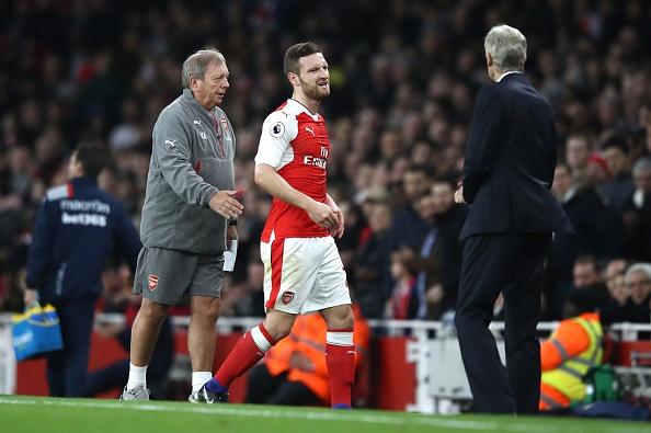 Arsenal tra gia dat cho tran thang Stoke City. anh 1