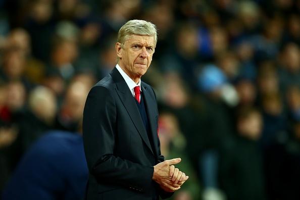 PSG chuan bi san hop dong loi keo Wenger bo Arsenal hinh anh 2