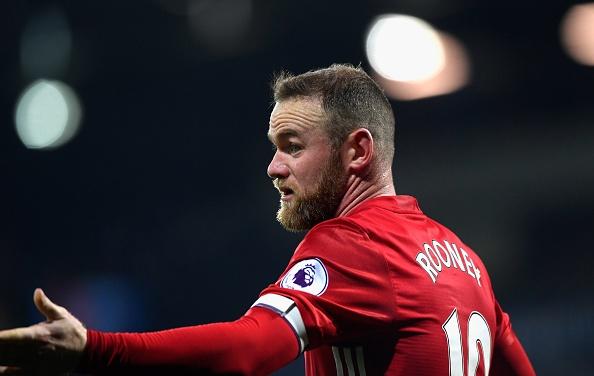 Rooney tiep tuc ngoi ngoai o tran dau voi Middlesbrough hinh anh 1
