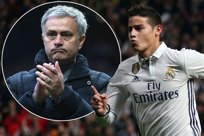 Chan nan voi Zidane,  Rodriguez quyet den MU anh 1