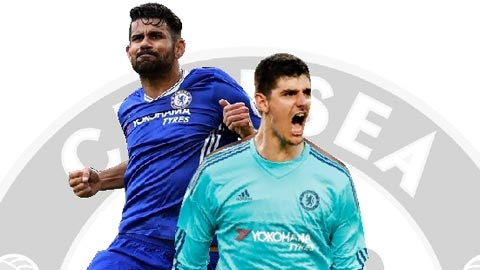 Courtois khang dinh Chelsea khong can Costa hinh anh 1