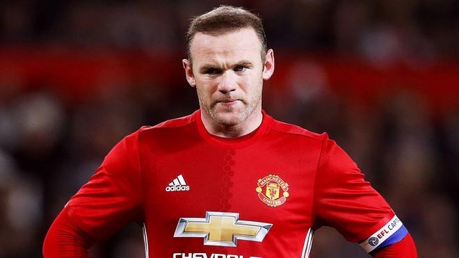Ly do Rooney bi loai o tran dau voi Leicester hinh anh 1