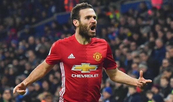 Chua duoc gia han hop dong, Juan Mata muon ve La Liga hinh anh 1